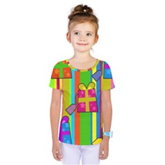 Holiday Gifts Kids  One Piece Tee