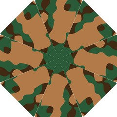 Military Camouflage Hook Handle Umbrellas (Small)