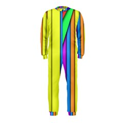 More Color Abstract Pattern OnePiece Jumpsuit (Kids)