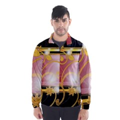Pattern Vectors Illustration Wind Breaker (Men)