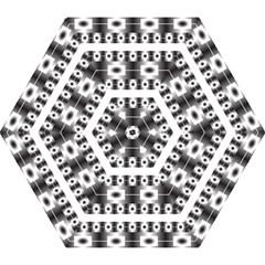 Pattern Background Texture Black Mini Folding Umbrellas