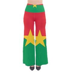 Flag of Burkina Faso Pants