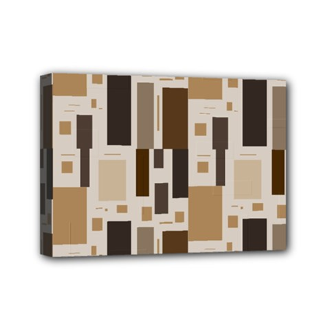 Pattern Wallpaper Patterns Abstract Mini Canvas 7  x 5