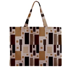 Pattern Wallpaper Patterns Abstract Zipper Mini Tote Bag