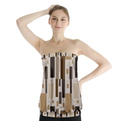 Pattern Wallpaper Patterns Abstract Strapless Top