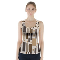 Pattern Wallpaper Patterns Abstract Racer Back Sports Top