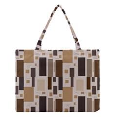 Pattern Wallpaper Patterns Abstract Medium Tote Bag