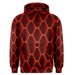 Snake Abstract Pattern Men s Pullover Hoodie