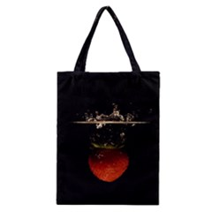 Strawberry Classic Tote Bag