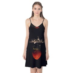 Strawberry Camis Nightgown