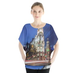 Architecture Building Exterior Buildings City Blouse