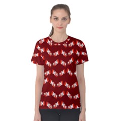 Christmas Crackers Women s Cotton Tee
