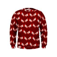 Christmas Crackers Kids  Sweatshirt