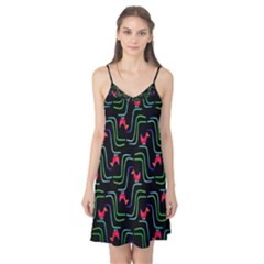Computer Graphics Webmaster Novelty Pattern Camis Nightgown