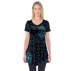 Computer Graphics Webmaster Novelty Short Sleeve Tunic