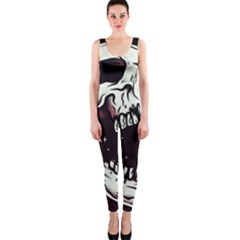 Death Skull OnePiece Catsuit