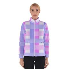Gingham Checkered Texture Pattern Winterwear