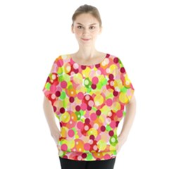 Playful bubbles Blouse