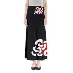 Elegant abstraction Maxi Skirts