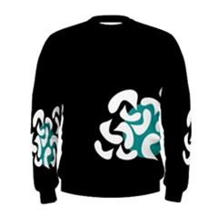 Elegant Abstraction Men s Sweatshirt