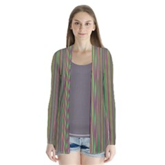 Green lines Cardigans