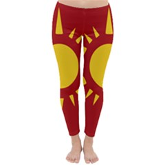 Flag of Myanmar Army Northeastern Command Classic Winter Leggings