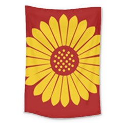 Flag Of Myanmar Army Eastern Command Large Tapestry