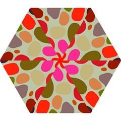 Pattern Design Abstract Shapes Mini Folding Umbrellas
