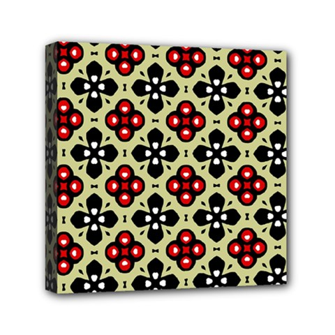 Seamless Tileable Pattern Design Mini Canvas 6  x 6