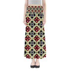 Seamless Tileable Pattern Design Maxi Skirts