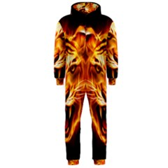 Tiger Hooded Jumpsuit (Men)