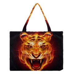 Tiger Medium Tote Bag