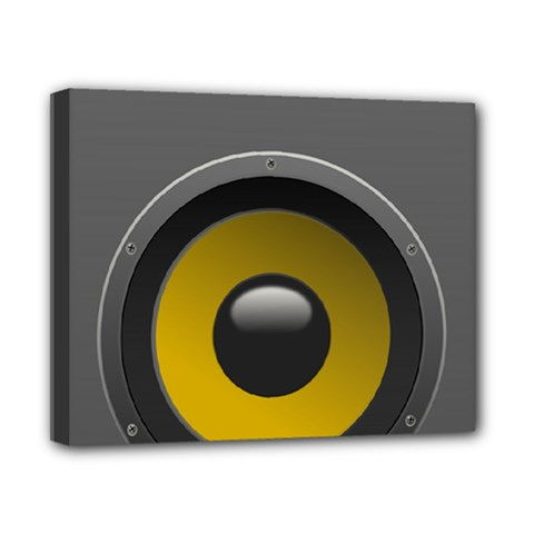 Audio Loadspeaker Activ Canvas 10  x 8