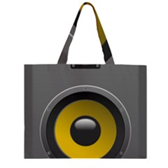 Audio Loadspeaker Activ Large Tote Bag