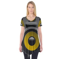 Audio Loadspeaker Activ Short Sleeve Tunic