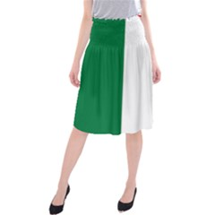 Palestine flag Midi Beach Skirt