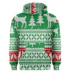 Christmas Jumper Pattern Men s Pullover Hoodie