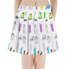 Clothing Boots Shoes Shorts Scarf Pleated Mini Skirt