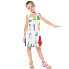 Clothing Boots Shoes Shorts Scarf Kids  Sleeveless Dress