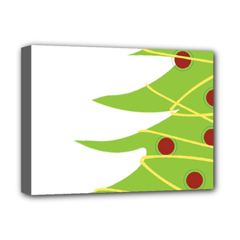 Christmas Tree Christmas Deluxe Canvas 16  x 12