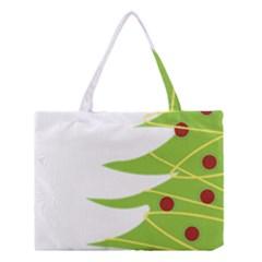 Christmas Tree Christmas Medium Tote Bag