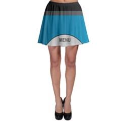 Digital Mp3 Musik Player Skater Skirt
