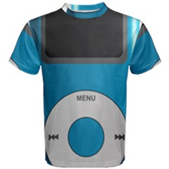 Digital Mp3 Musik Player Men s Cotton Tee