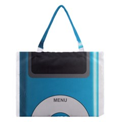 Digital Mp3 Musik Player Medium Tote Bag