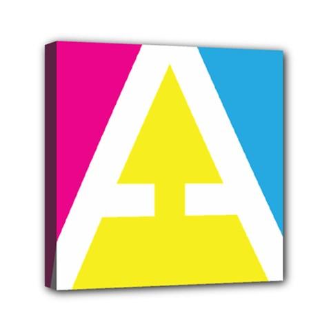 Graphic Design Web Design Mini Canvas 6  x 6