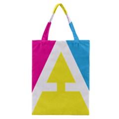 Graphic Design Web Design Classic Tote Bag