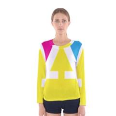 Graphic Design Web Design Women s Long Sleeve Tee