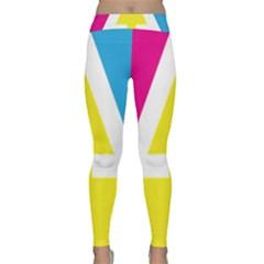 Graphic Design Web Design Classic Yoga Leggings