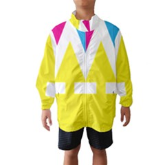 Graphic Design Web Design Wind Breaker (Kids)