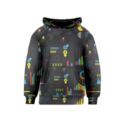 Graphic Table Symbol Vector Chart Kids  Pullover Hoodie